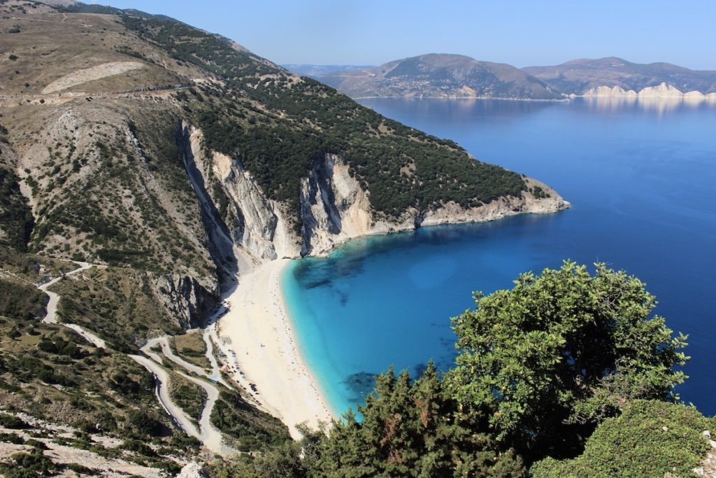 Kefalonia is the sixth best greek island to visit