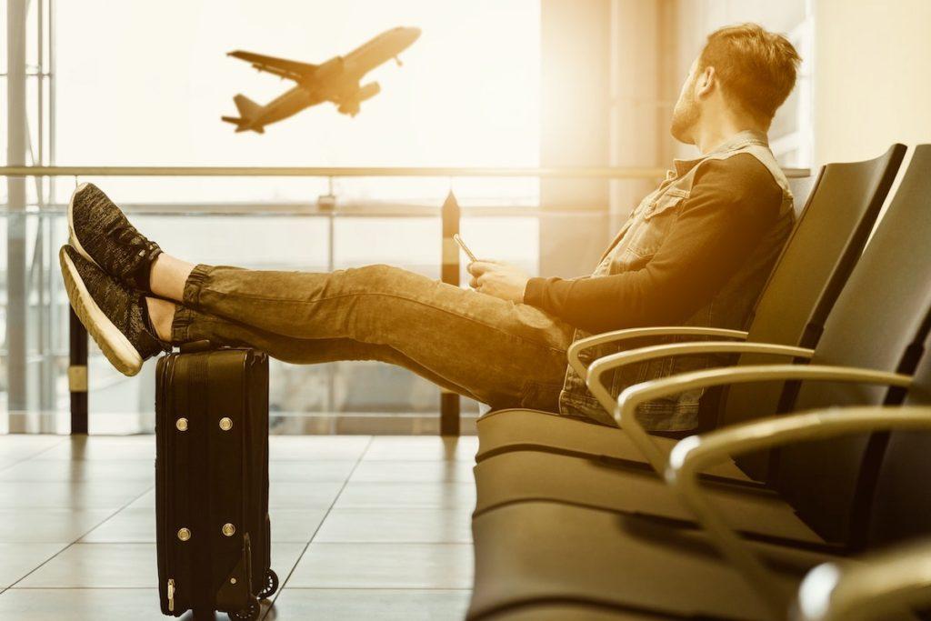 waiting direct flight London