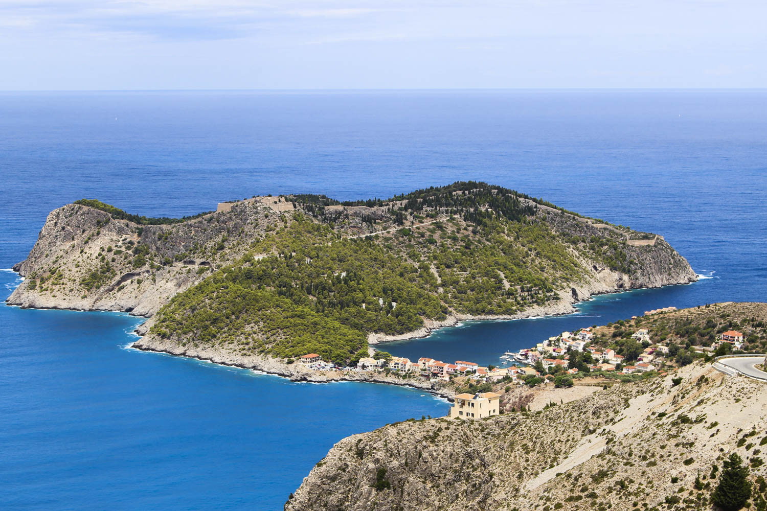 Getting To The Ionian Islands From Athens