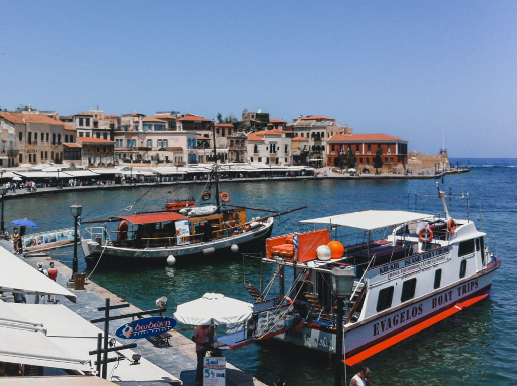 chania second largest city