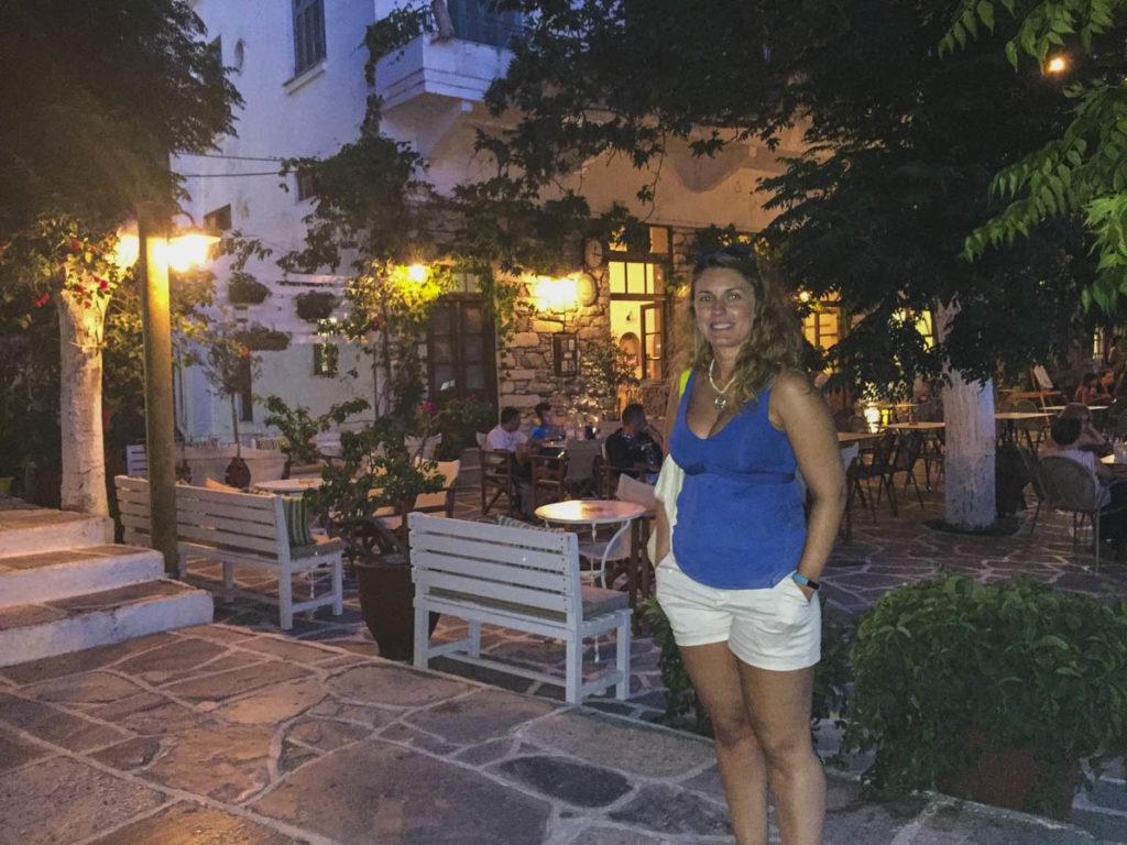 filet village naxos