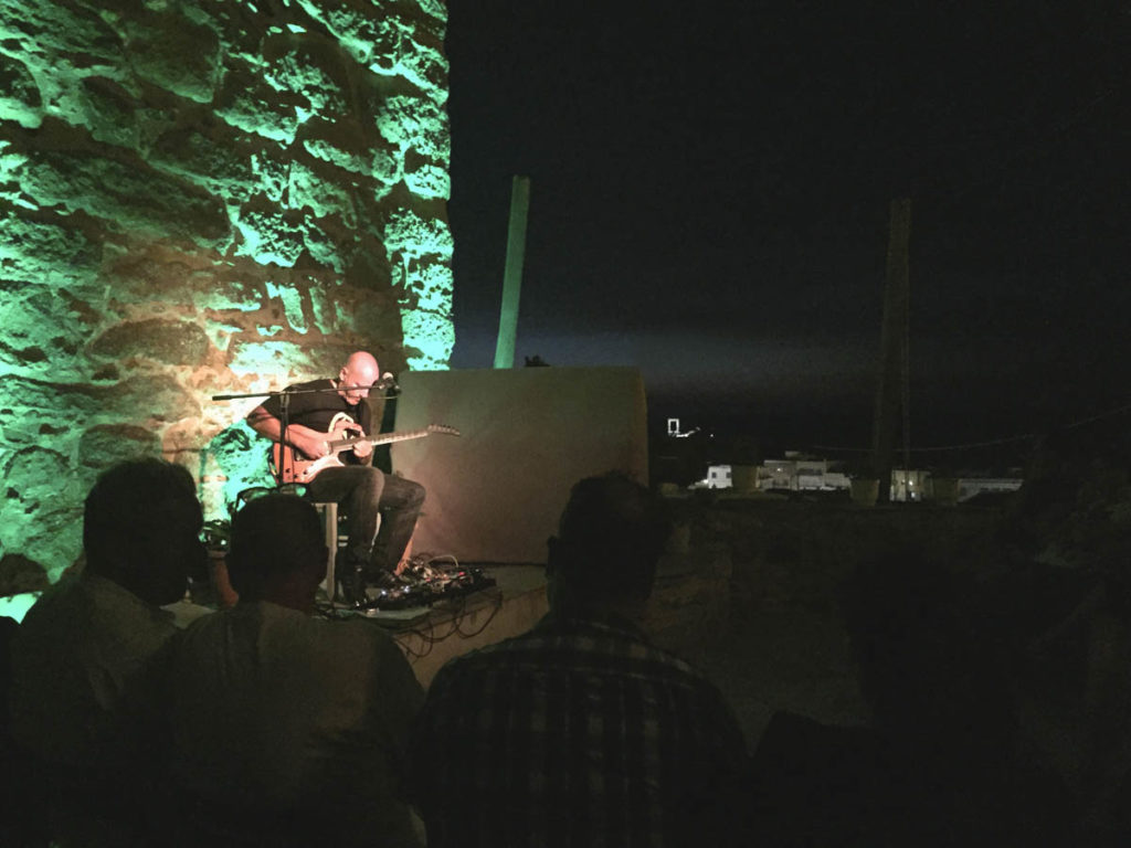 kastro concert things to do naxos