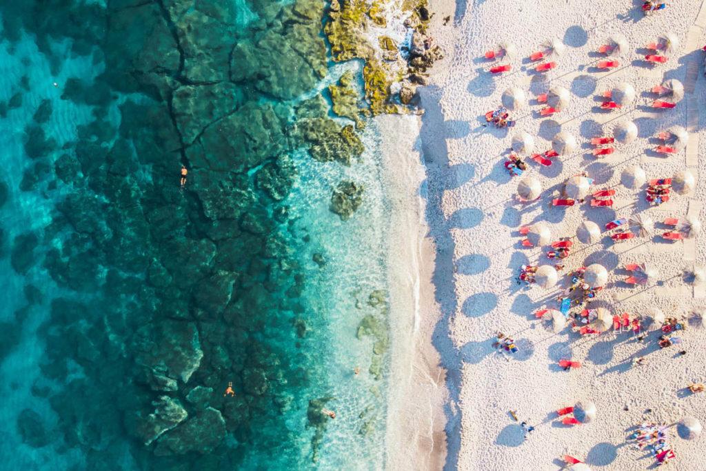 Limnionas beach evia greece