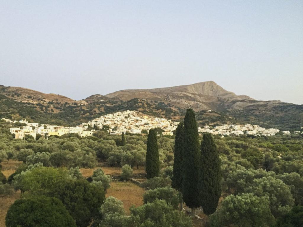 mountain of zeus naxos
