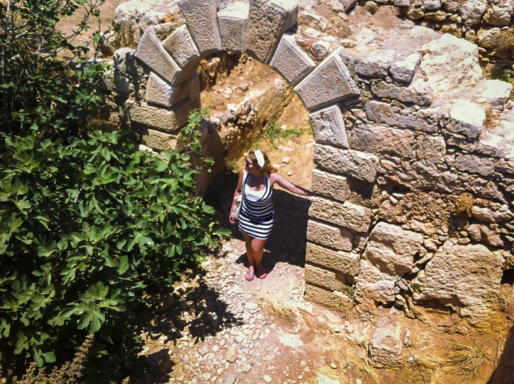 Rethymno city fortezza castle