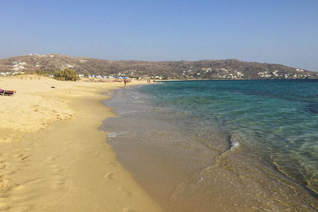 Plaka beach things to do naxos