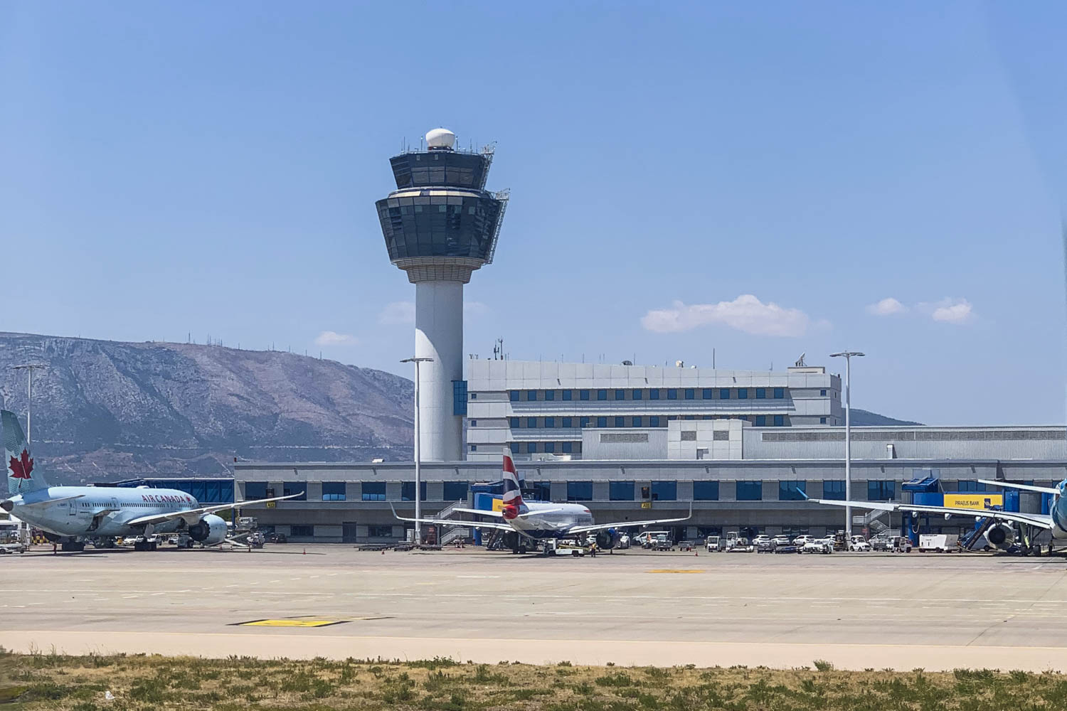 Greek Islands With Airports – A Complete List Including Maps