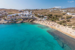 The Best Beaches In Mykonos, Greece (with Map)