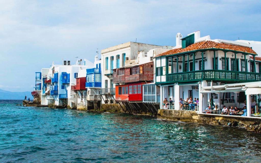 Little Venice Mykonos Town