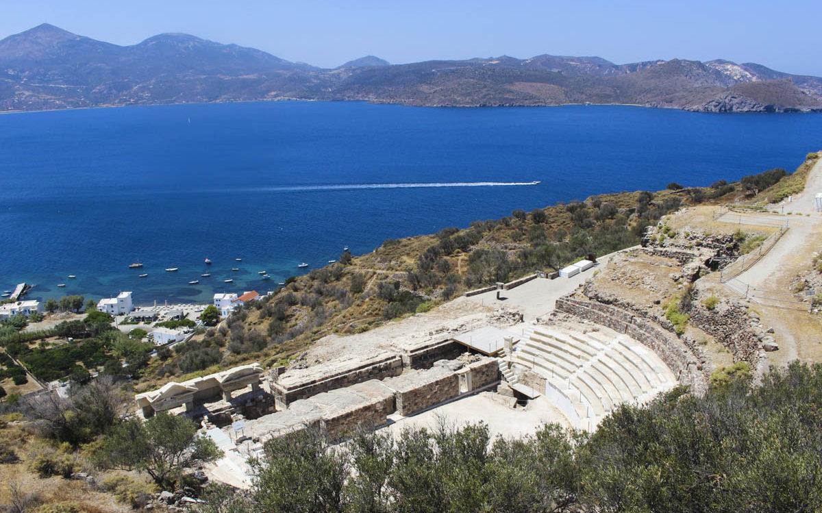 Best time to visit Milos Greek islands