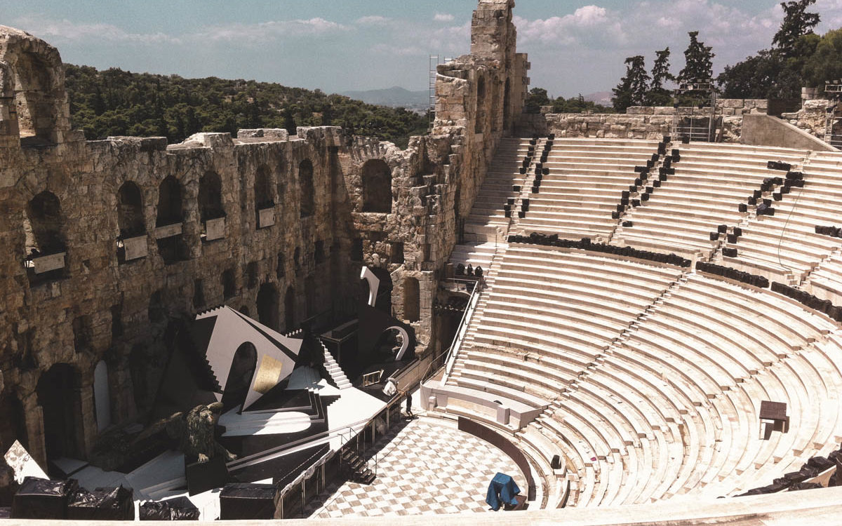 Best time to visit Odeon of Herodes Atticus